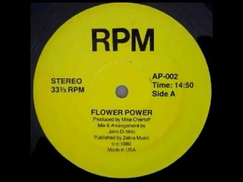 Flower Power Mix 1980