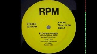 Flower Power Mix 1980