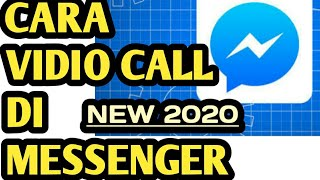 CARA VIDIO CALL DI MESSENGER screenshot 4