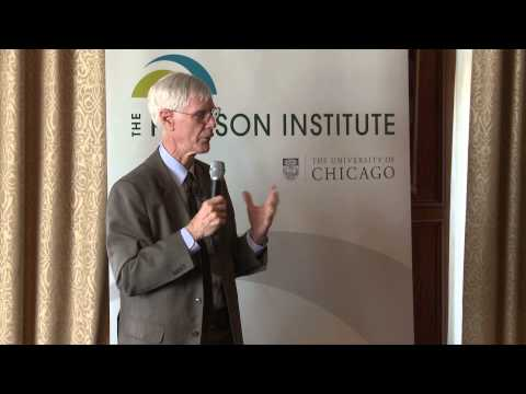 The Paulson Institute and Chicago Harris present Orville Schell