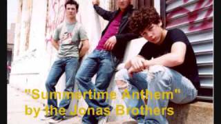 """Summertime Anthem"" - Jonas Brothers HQ - *WITH DOWNLOAD LINK*"