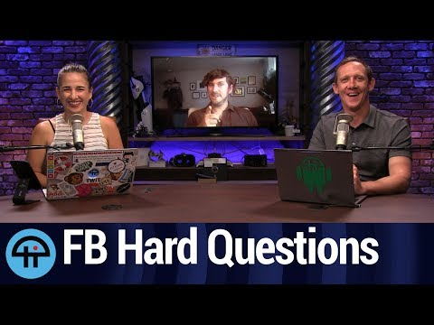 Facebook's Tough Questions for Users
