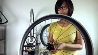 YOELEO Super Light Carbon Alloy Wheels Clincher 50MM