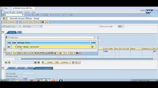 Hareket SAP Tür SAP MM, SAP MM | Hareket Türünü Yapılandırma Hareket Türleri |