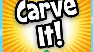 Carve it game 雕刻它的遊戲