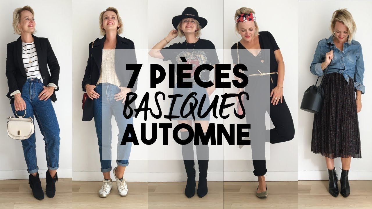 Mode automne hiver 2017 - Style automne 2017 ...