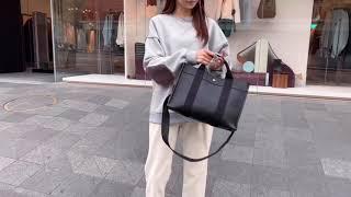 예쁜노트북 가방이 고민이라면? 토트백 숄더백 13인치노…