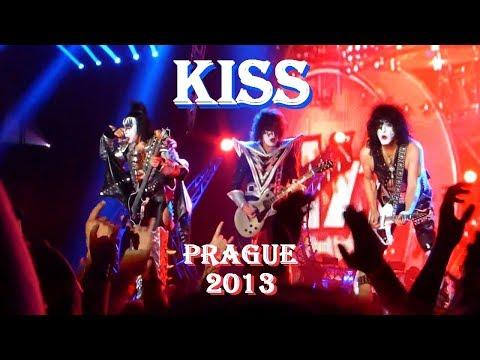 KISS Live In Prague,Czech Republic  O2 Arena 2013  (Full Show)