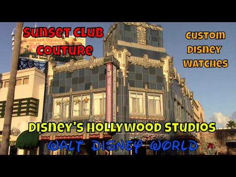 Sunset Club Couture Gift Shop at DHS - YouTube