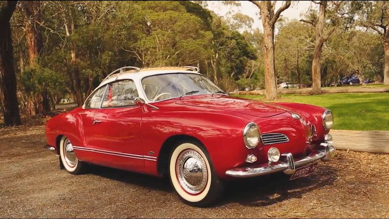 karmann ghia - shannons club tv - episode 65