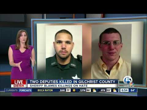 2 Florida deputies killed in ambush at Chinese restaurant