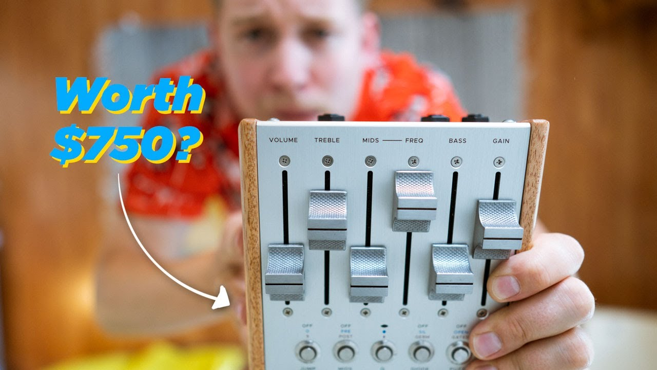 10 BADASS Sounds/Riffs with the Chase Bliss Preamp MKII : Automatone™ + demo and verdict!