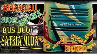Ll Berburu Soss Spok Ll Duo Bus Satria Muda Dari Ziarah Sunan Muria