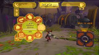 Ratchet and Clank : Up Your Arsenal -99- The Nano-Pak