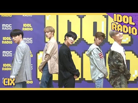 "[idol-radio]-cix---""movie-star""-♬♪"