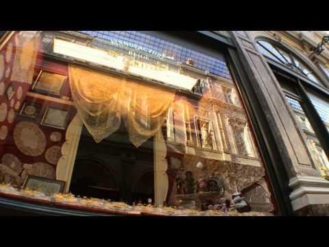 Galeries St Hubert CIPROC asbl vidéo