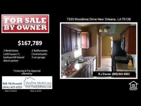 3 Bedroom Home For Sale near Benjamin Franklin High School in New Orleans LA