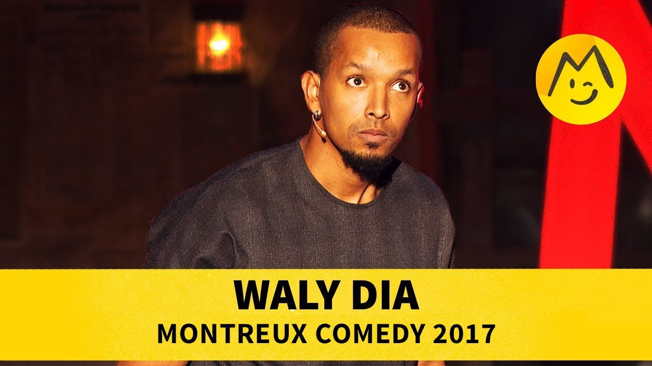 Waly Dia - Montreux Comedy 2017