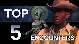 Fallout 4 - Top 5 Random Encounters