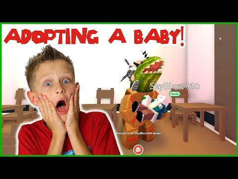 Being Adopted then Adopting a Baby!
