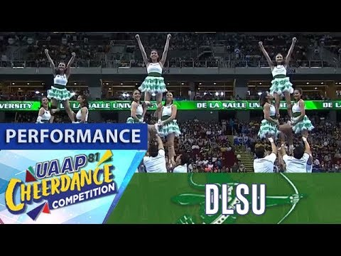 UAAP CDC Season 81: De La Salle Animo Squad | Full Performance