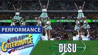 UAAP CDC Season 81: De La Salle Animo Squad   Full Performance