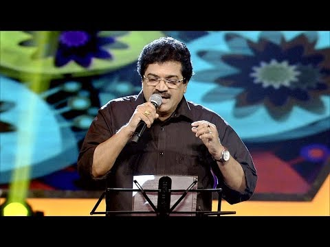 MMMA 2017 I Chinnamma live by MG Sreekumar I Mazhavil Manorama