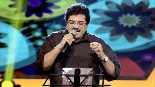 MMMA 2017 I Chinnamma live by MG Sreekumar I Mazhavil Manorama