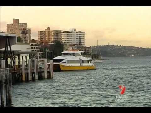 Third Ferry Operator enters the Manly Route