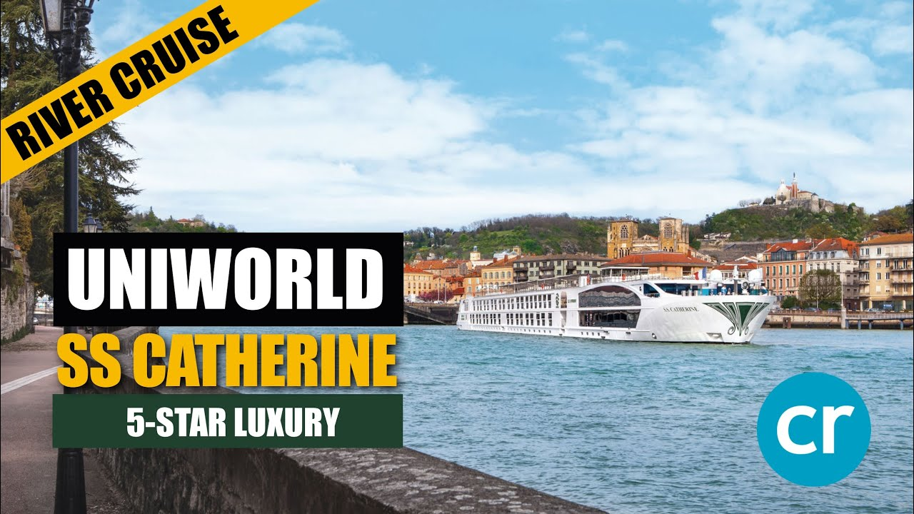 Uniworld River Cruise SS Catherine Burgundy Provence Review - Ss catherine
