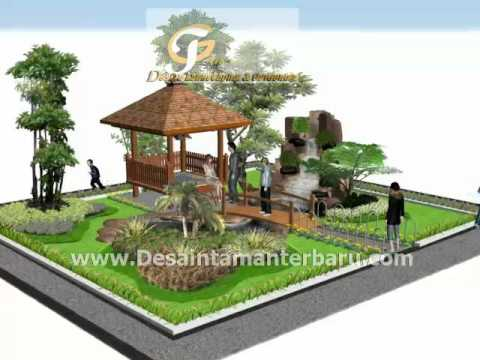 Tukang Taman Surabaya. Tianggadha Art. Taman Bermain Di Kompleks Perumahan  Surabaya Timur. - YouTube