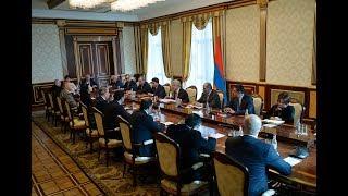 Սերժ Սարգսյան. Ակնհայտ է, որ խորհրդարանի աշխատանքի որակի աճ ենք արձանագրել