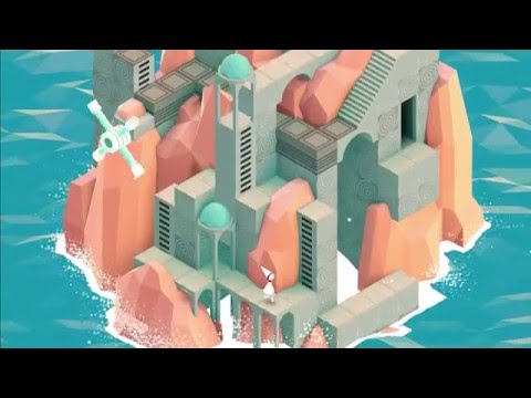 Ken Wong, ustwo Games - Monument Valley Trailer