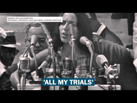 From Joan Baez to Lady Gaga: Music of the civil rights movement