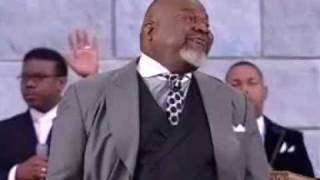 Bishop T D Jakes - This is the Lord's church