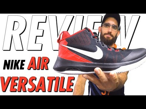 e9f757c1d3 Análise tênis Nike AIR VERSATILE (Review Nike AIR VERSITILE ptbr ...