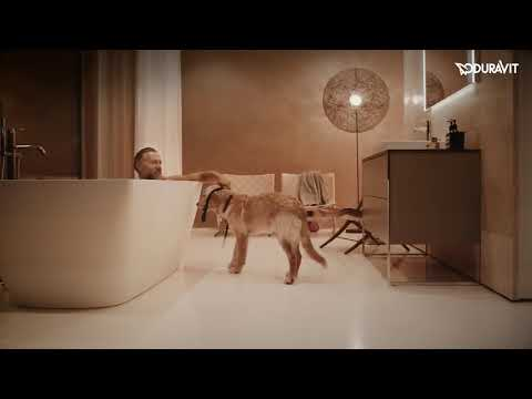 Duravit XSquare - современная элегантность и комфорт в ванной комнате