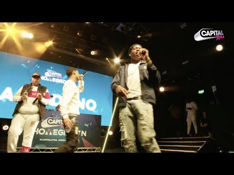 Download AJ X Deno And EO - London | Homegrown Live | Capital XTRA