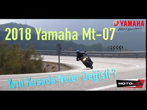 2018 Yamaha Mt 25 İnceleme