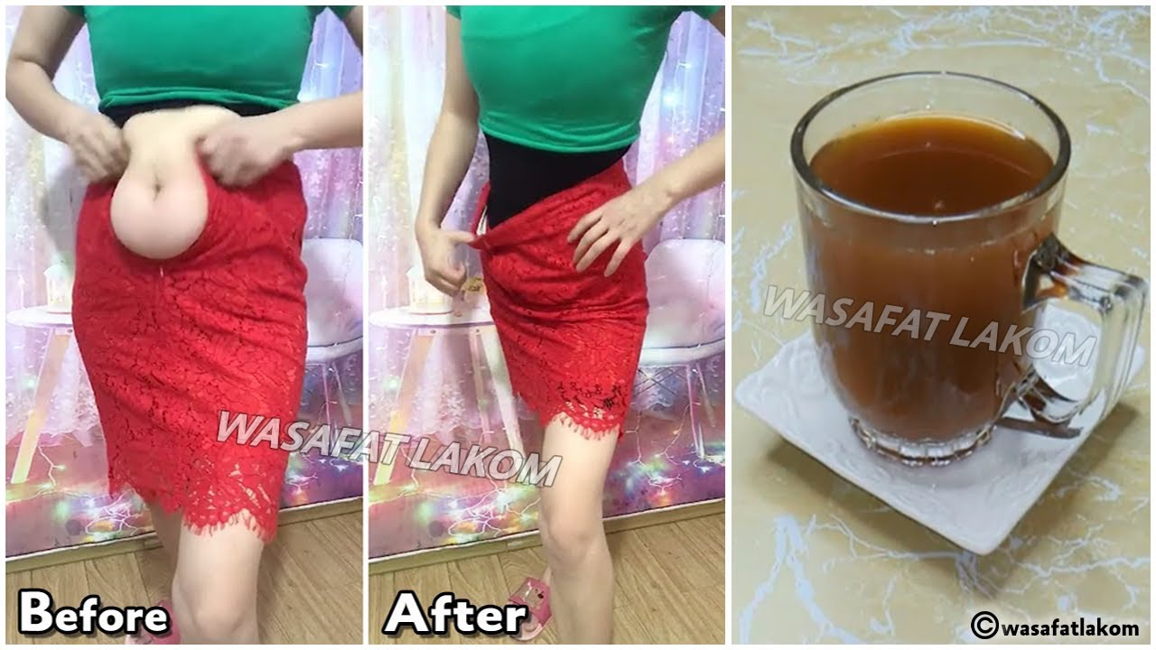 Drink one cup of this magic mixture for 7 days and your belly fat will melt completely