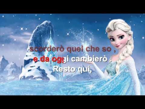 Frozen - All'alba sorgerò - Karaoke con testo