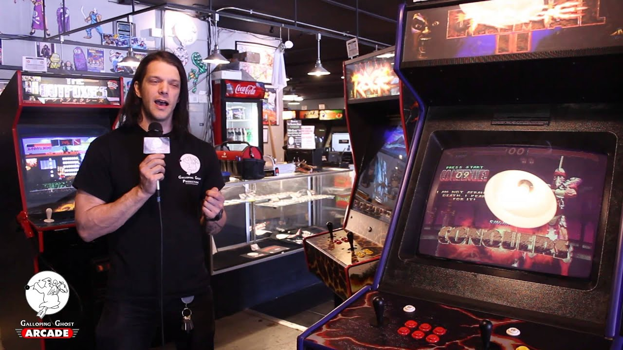 Primal Rage 2 Arcade Cabinet - YouTube