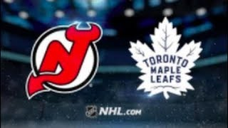 New Jersey Devils vs Toronto Maple Leafs – Nov. 9, 2018 | Game Highlights | NHL 2018