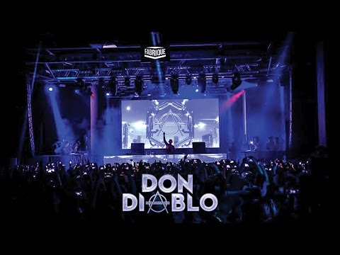 Don Diablo @ Fabrique, Milan (IT)