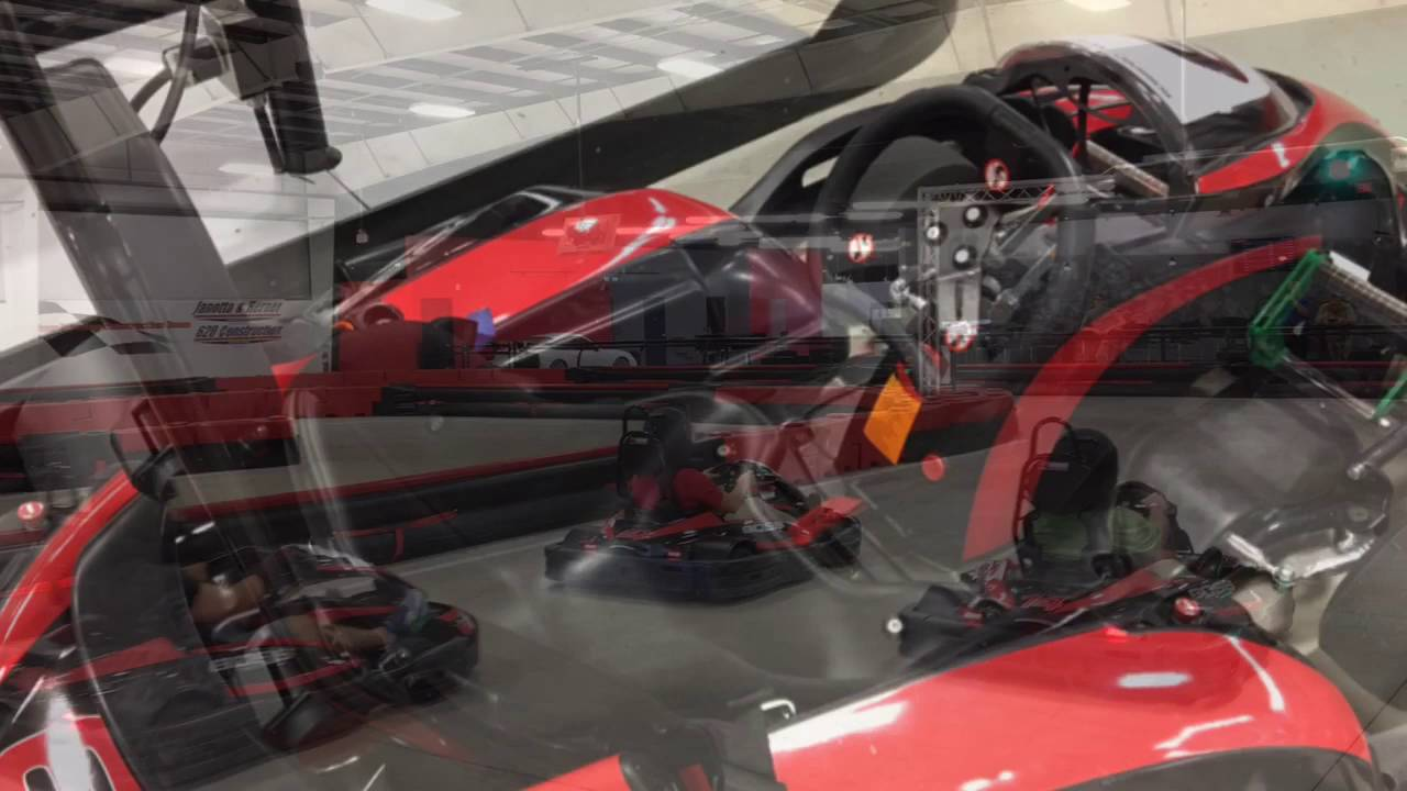 Go Karts Cleveland >> Indoor Go Karts Speed Into Cleveland Youtube