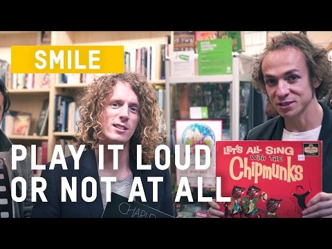 Oxfam Vinyl Players: The Mystery Jets | Oxfam GB