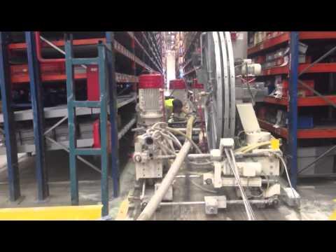 RCR Concrete Engineering - Alphaplan FloorShaver