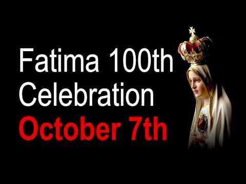 Fatima 100th Oct 7th - 30 Sec Ad