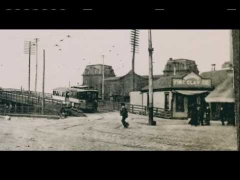Railroad Service Comes to Columbus