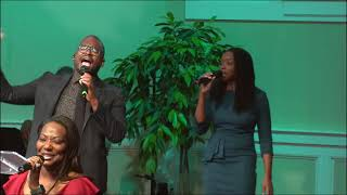 KINGS AND KINGDOMS   MELVYN WARFIELD   COMMUNITY PRAISE CHURCH   SEPTEMBER 18th